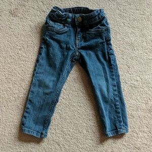 Hanna Andersson Blue Jeans Size 90 3
